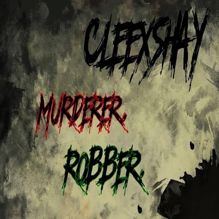 MURDERER, ROBBER. cover art