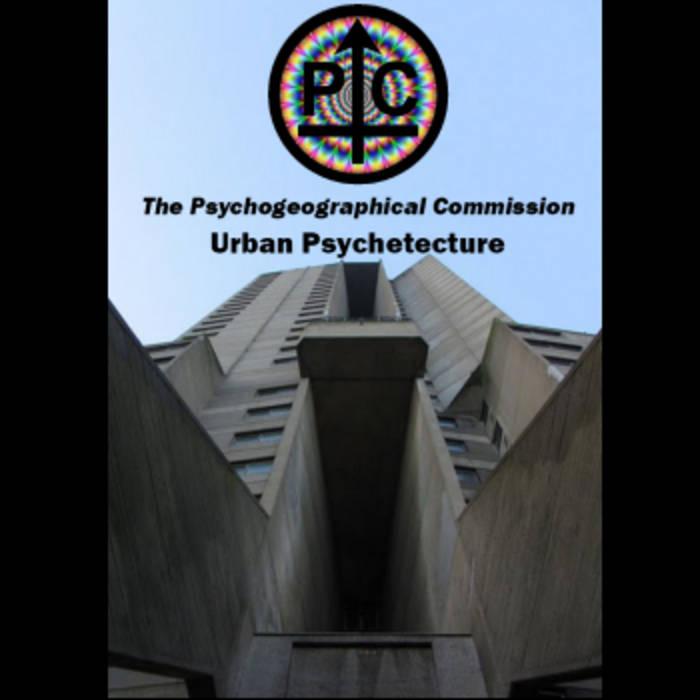 Urban Psychetecture cover art