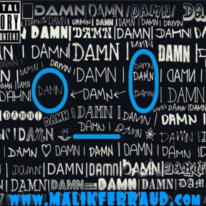 DAMN: Malik Ferraud cover art