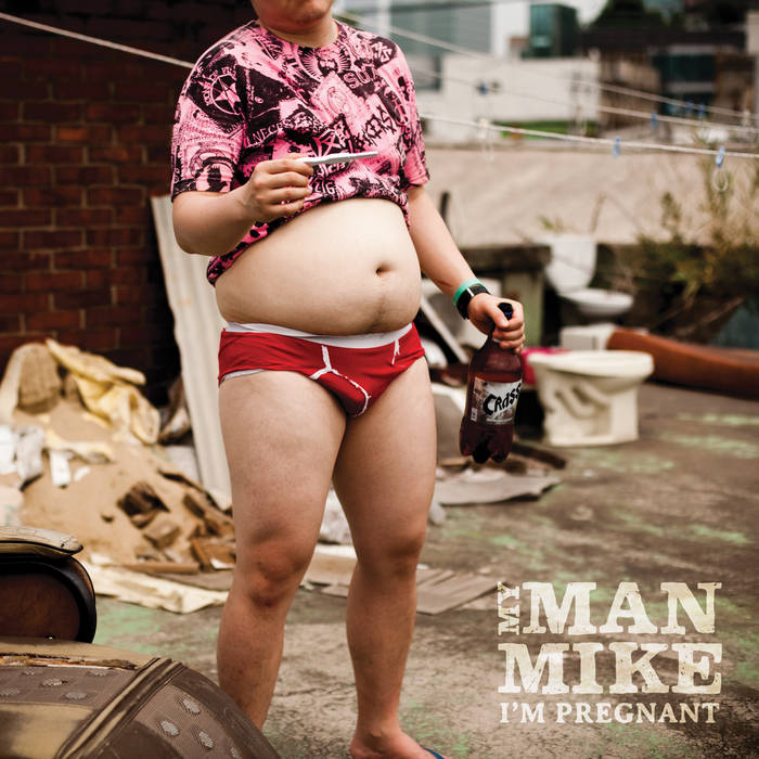 I'm pregnant cover art