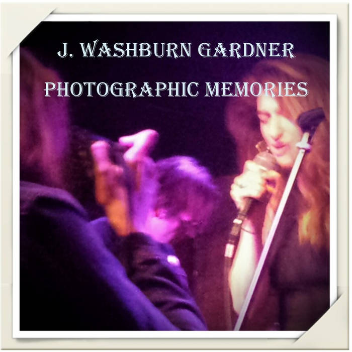 Photographic Memories cover art