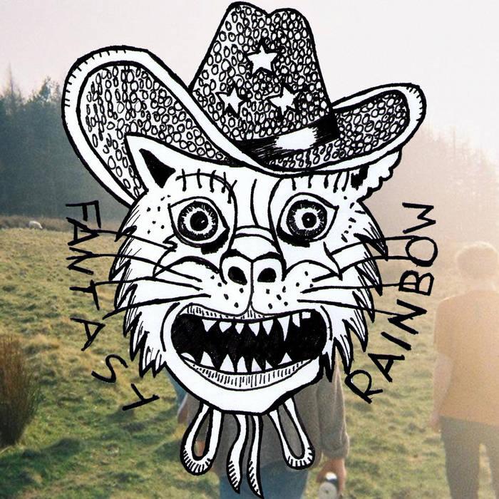 O, Weirdo (single) cover art