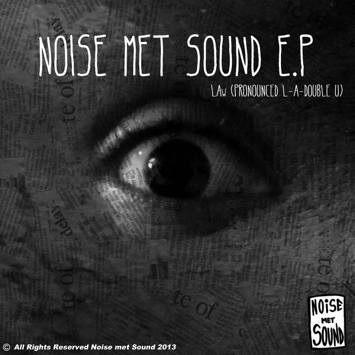 The Noise met Sound EP cover art