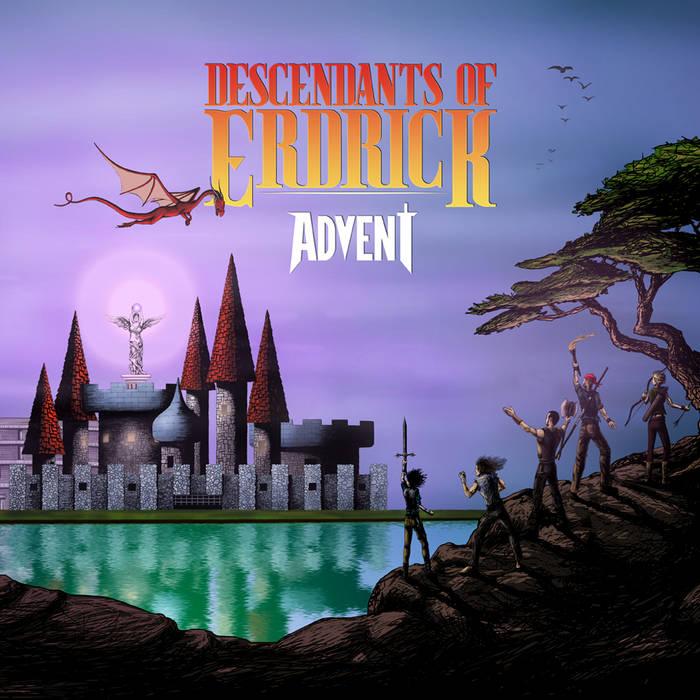 Advent cover art