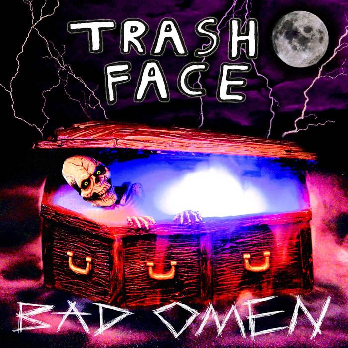 BAD OMEN cover art