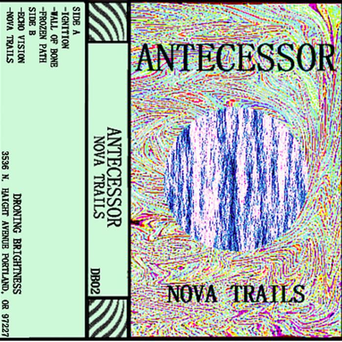 Nova Trails cover art