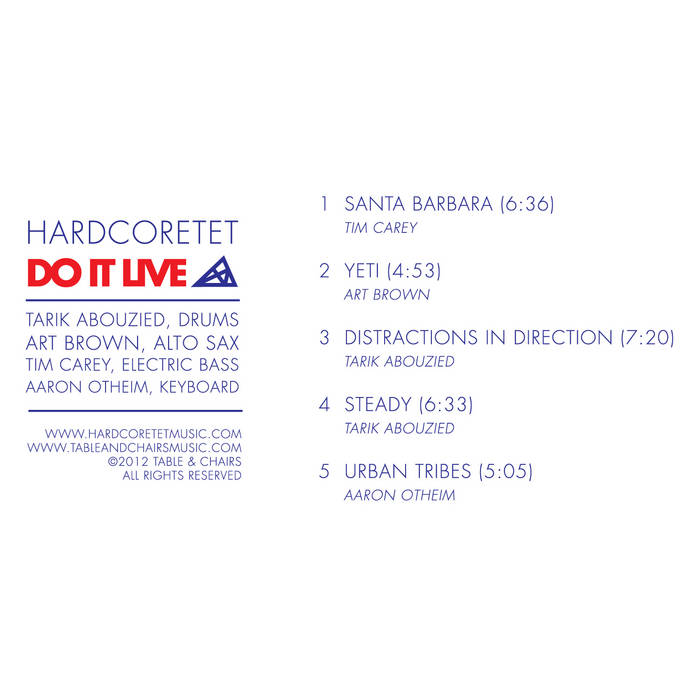 Do It Live cover art