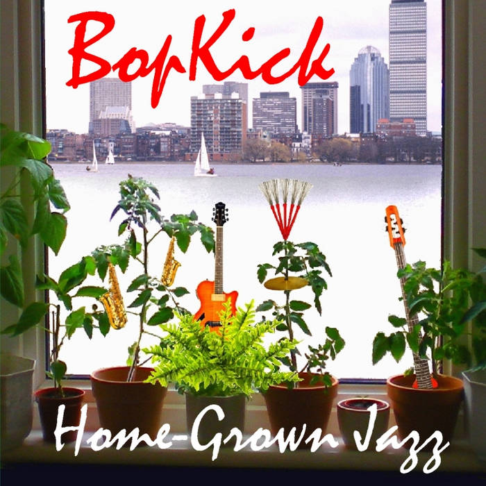 Home-Grown cover art