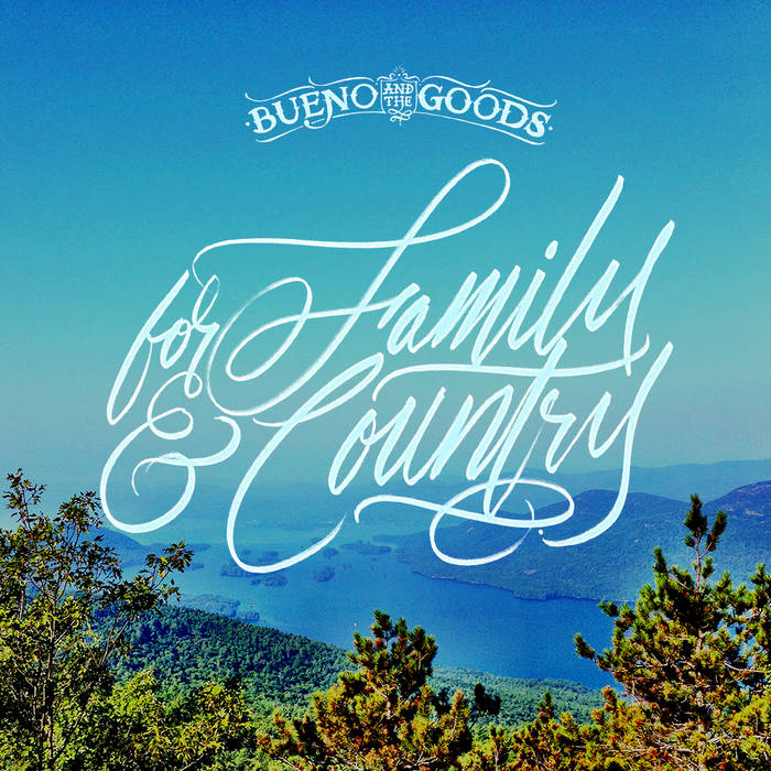 For Family and Country cover art