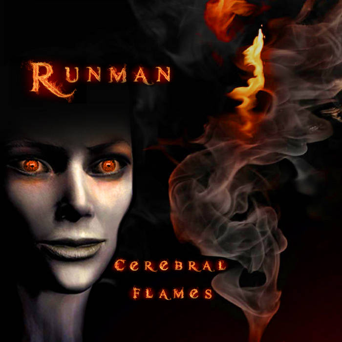 Cerebral flames cover art