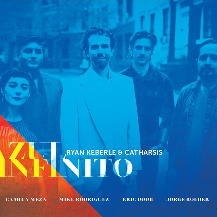 Azul Infinito cover art