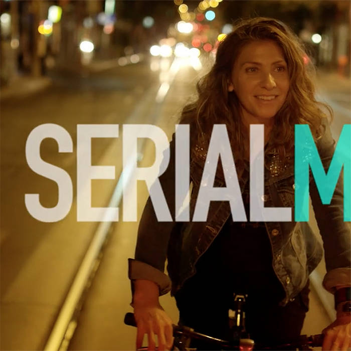 Portrait of a Serial Monogamist soundtrack cover art