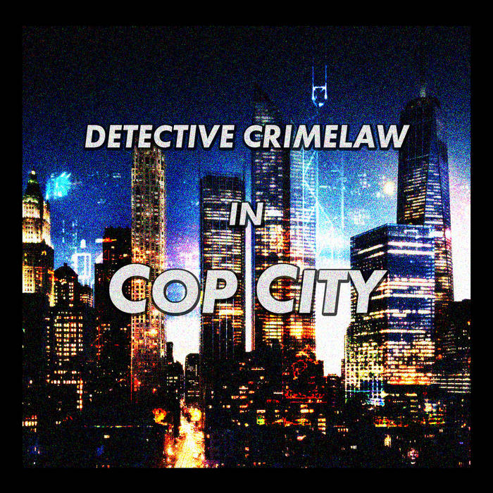 COP CITY cover art