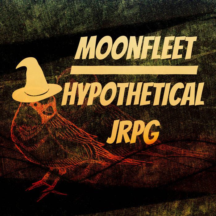 Hypothetical JRPG cover art