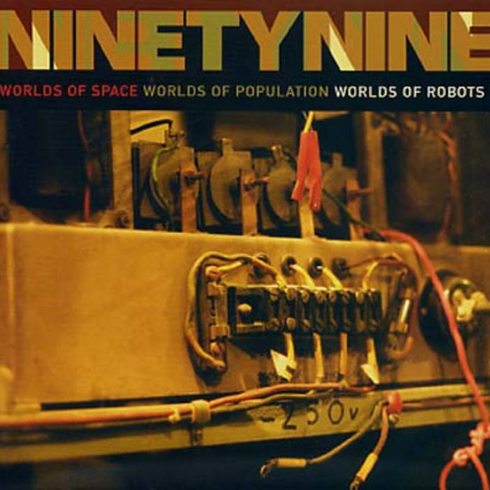 Worlds Of Space, Worlds Of Population, Worlds Of Robots cover art
