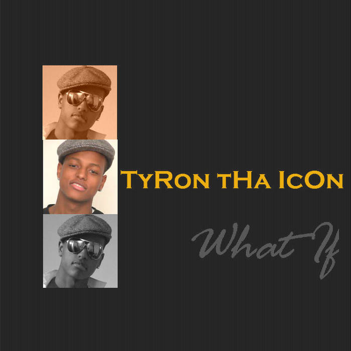 TyRon tHa IcOn cover art