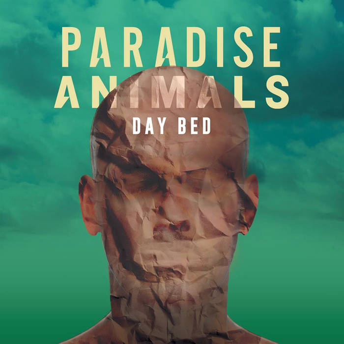 Day Bed cover art