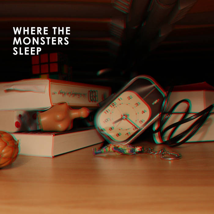 Where the monsters sleep cover art