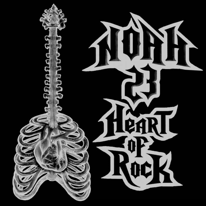 Heart of Rock cover art