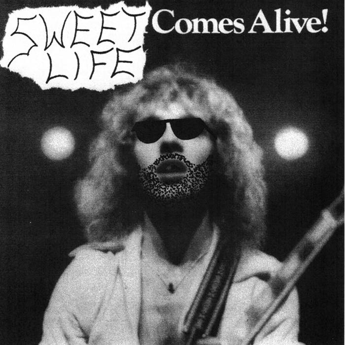 Comes Alive! cover art