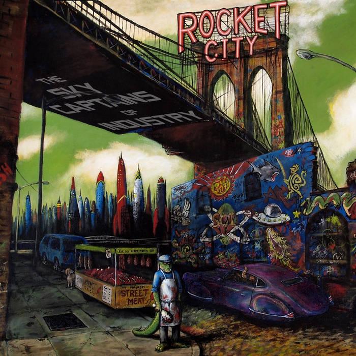 Rocket City cover art