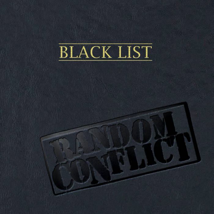 Black List EP - PRE-ORDER cover art