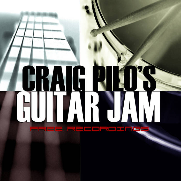 Guitar Jam cover art