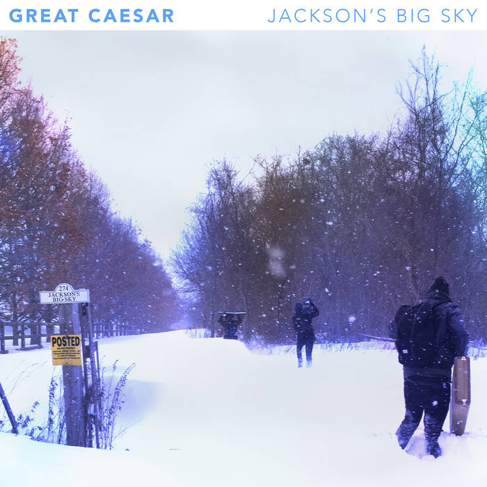 Jackson's Big Sky cover art