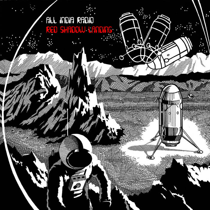 Red Shadow Landing cover art