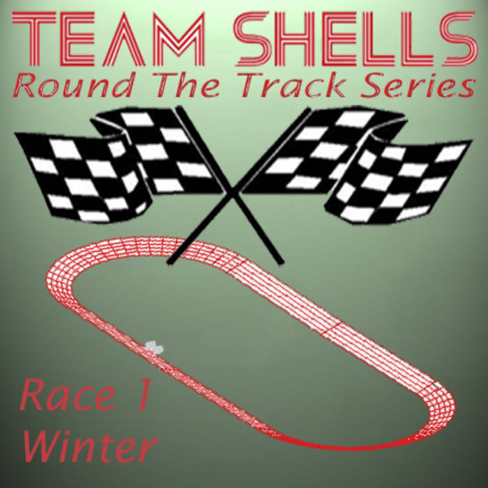 Round The Track Series cover art