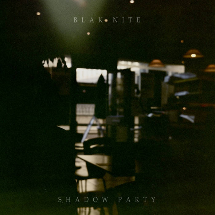 Shadow Party cover art