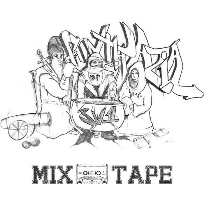FTZ Mixtape 3v1 cover art