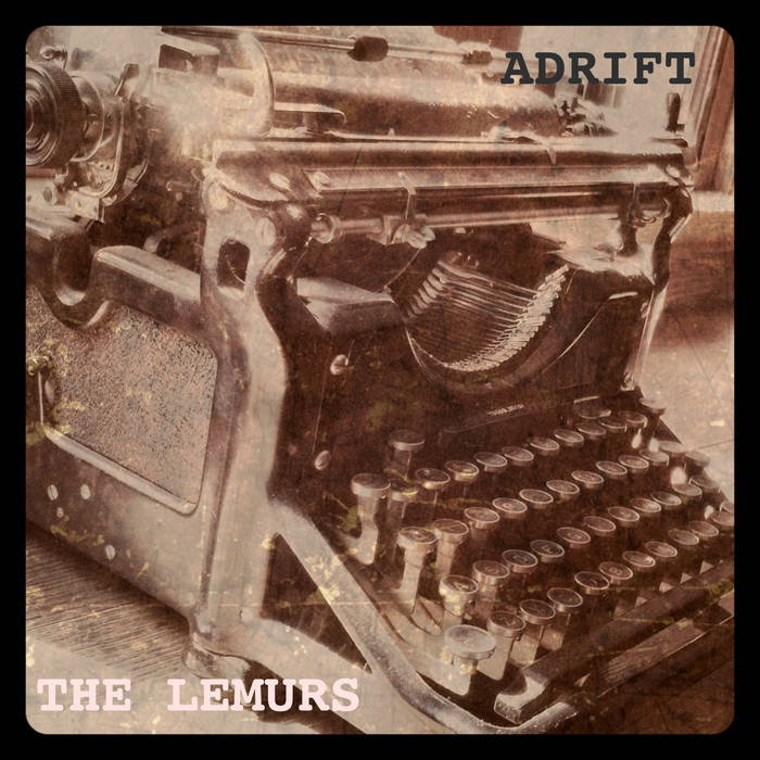 ADRIFT - THE LEMURS cover art