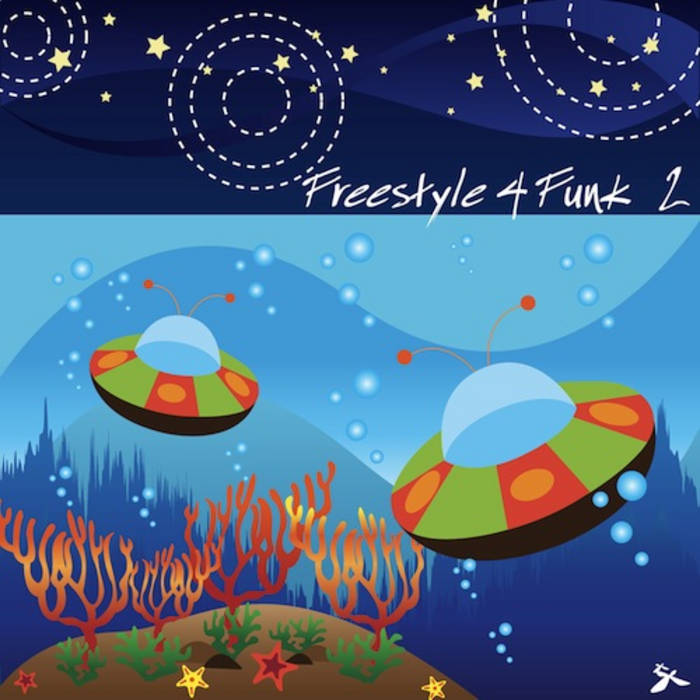 VA - Freestyle 4 Funk 2 (Compiled by Timewarp) cover art