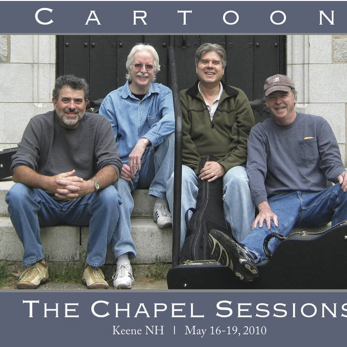 The Chapel Sessions cover art