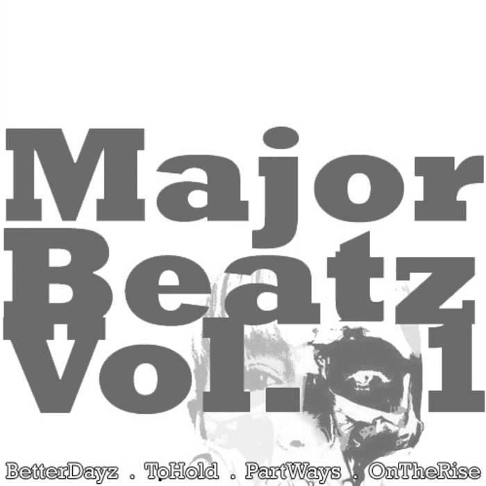 MajorBeatz_Vol.01 cover art