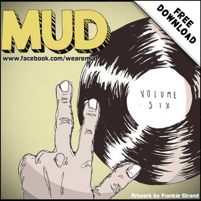 We Are Mud (Volume Six) cover art