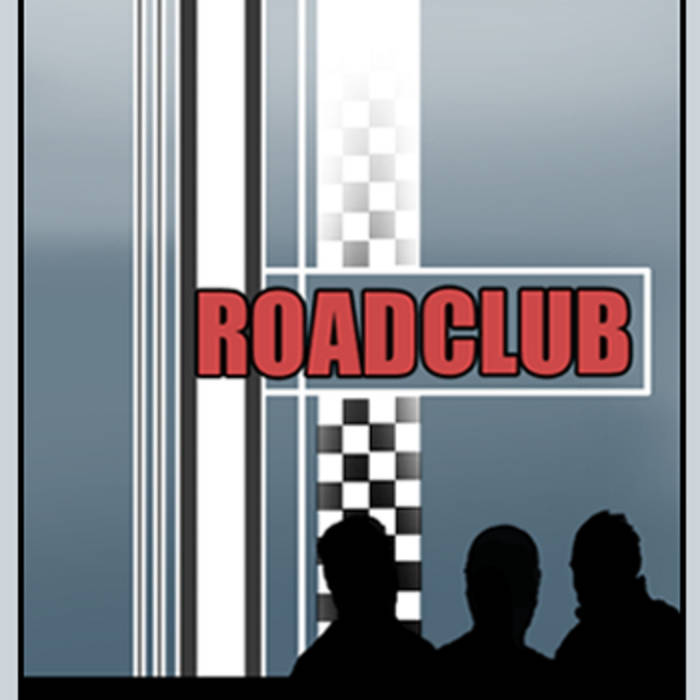 Roadclub - Official Soundtrack (2008 version) cover art