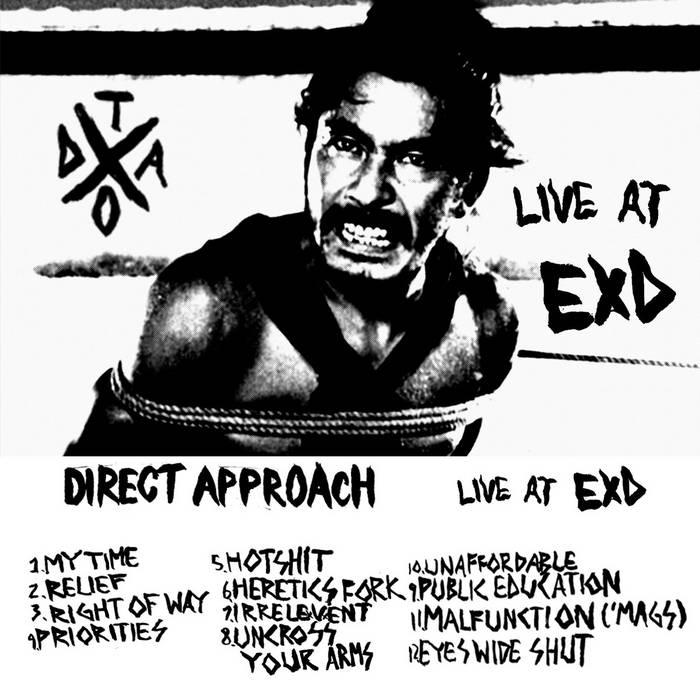 Live At EqualizingXDistort cover art