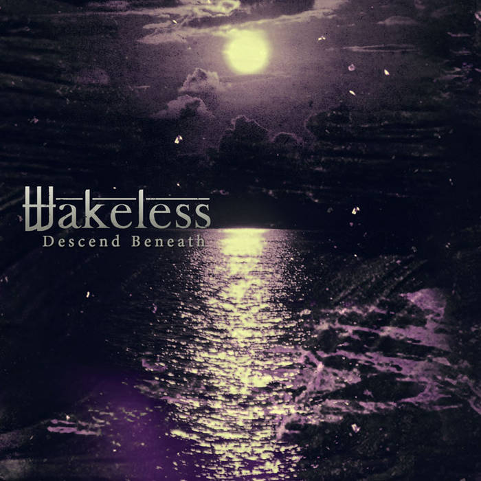 WAKELESS - Descend Beneath cover art
