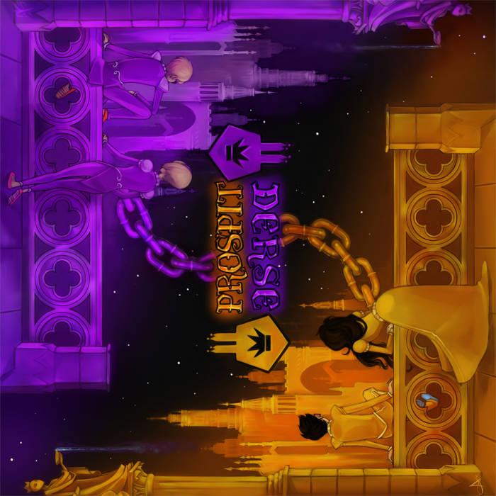 Prospit & Derse cover art