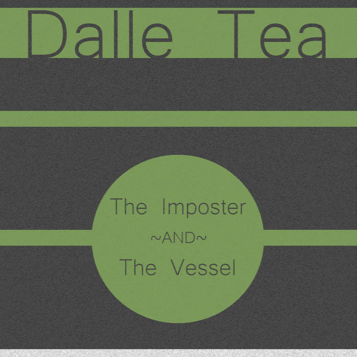 The Imposter and The Vessel - EP cover art
