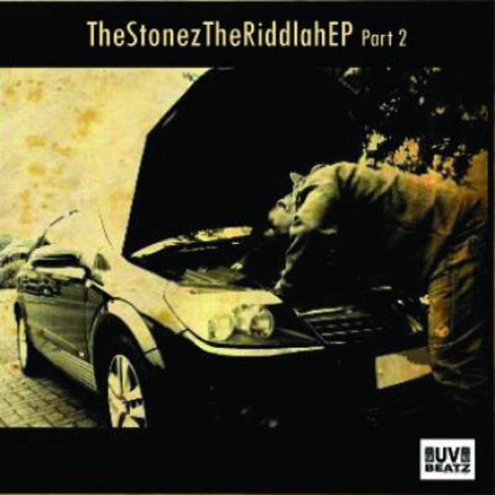 TheStonezTheRiddlahEP part 2 cover art