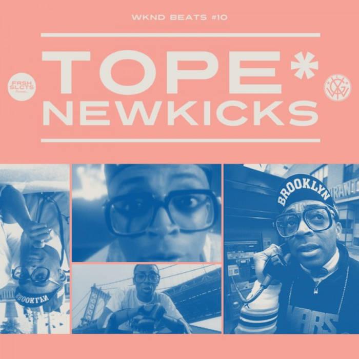 NEWKICKS cover art