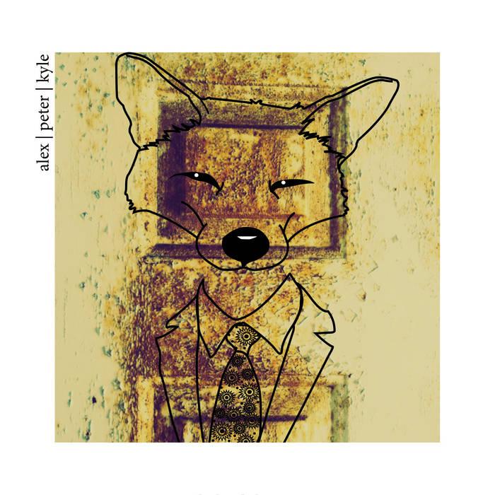alex peter kyle cover art
