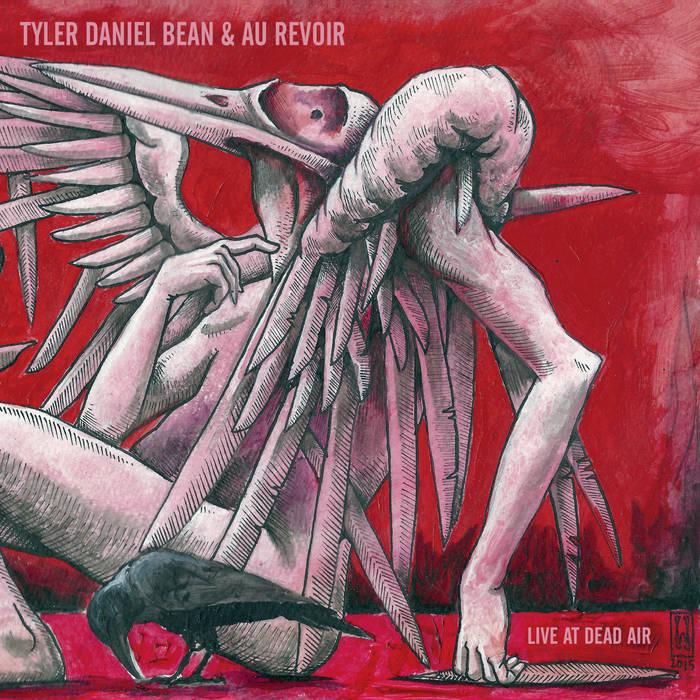 Live at Dead Air: Split with Au Revoir cover art
