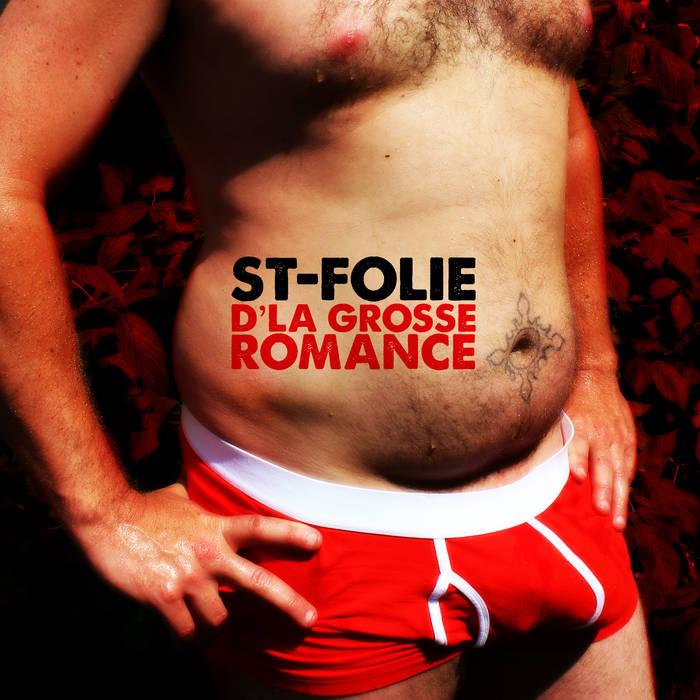 D'la grosse romance cover art