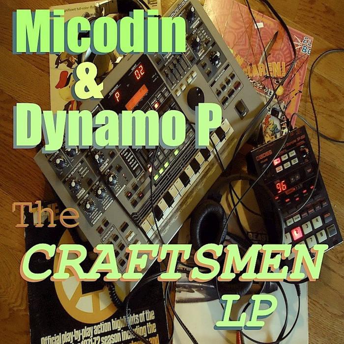 The Craftsmen LP cover art