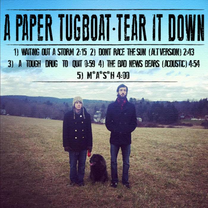 Tear It Down cover art