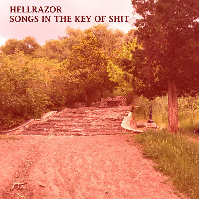 Songs In The Key Of Shit cover art